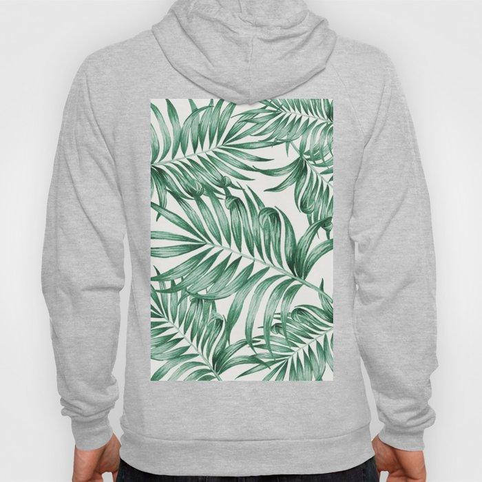 Palm Leaves Hoody