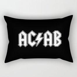 ACAB # BLACK & WHITE Rectangular Pillow