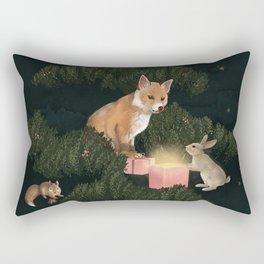the peace offering Rectangular Pillow