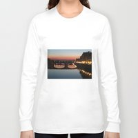 florence Long Sleeve T-shirts featuring Florence  by AntWoman