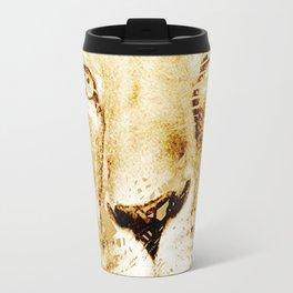 Tiger Palm Travel Mug