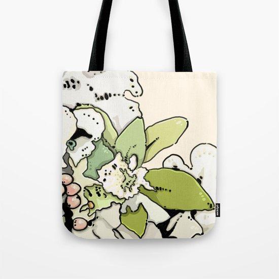 Piece of Geisha Tote Bag