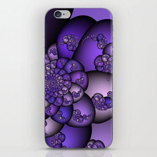Perplexity of Purple iPhone Skin