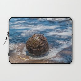 Coconut in Sea-foam III Laptop Sleeve