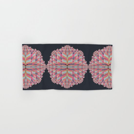 pinkwave (Extended) Hand & Bath Towel