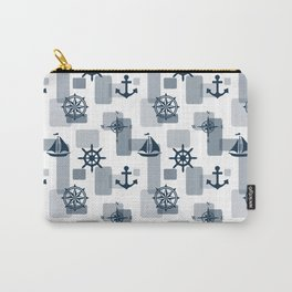 Nautical design 5 Carry-All Pouch