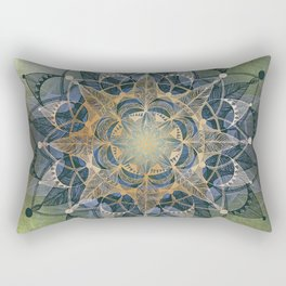 Heart Chakra Rectangular Pillow