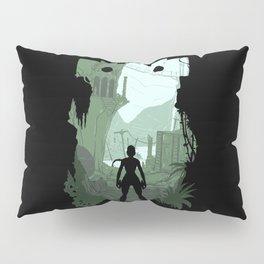 Lara Croft Pillow Sham