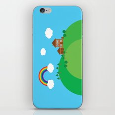 We Love This Place iPhone & iPod Skin