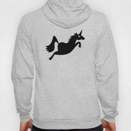 Angry Animals: Unicorn Hoody
