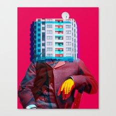Der Wohnungswirt Canvas Print