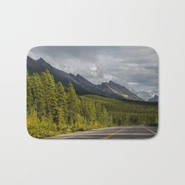 Icefields Parkway, Early September Bath Mat