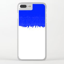 The Surf 1 Clear iPhone Case
