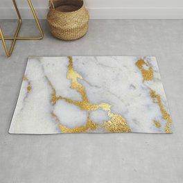 Italian gold marble II Rug