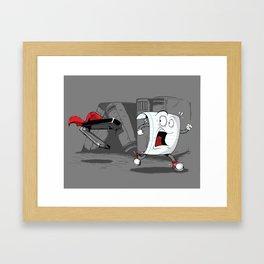 Drecula Framed Art Print