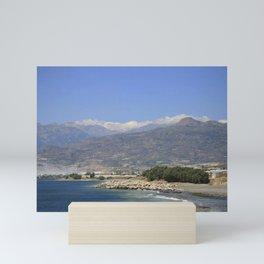 Crete, Greece 8 Mini Art Print