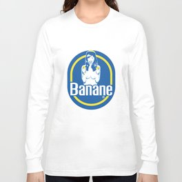 Banane Long Sleeve T-shirt
