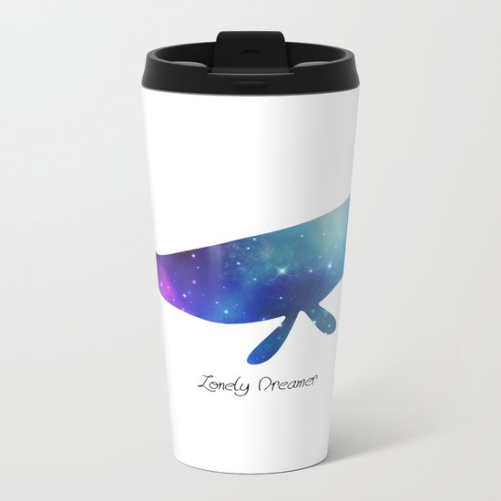 Lonely Dreamer 7 Metal Travel Mug