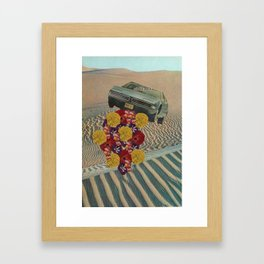 Garden Special Express Framed Art Print