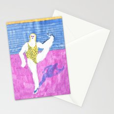 acrobat Stationery Cards