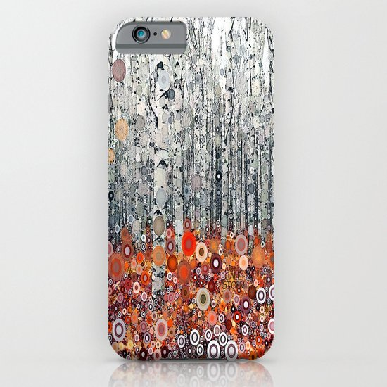 :: Run Free Woods :: iPhone & iPod Case