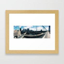 30th Street Framed Art Print