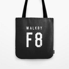 Walk by 'F8' (2) Tote Bag