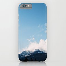 Clouds over the Mountains Slim Case iPhone 6s