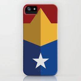 Wonder, hero, Woman, DC iPhone Case