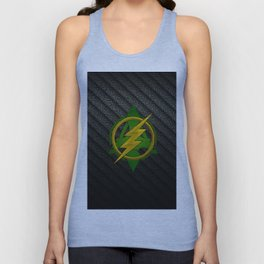 FLASH LOGO Unisex Tank Top