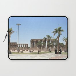 Temple of Luxor, no. 18 Laptop Sleeve