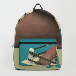 Cassius Modelling Clay Backpack