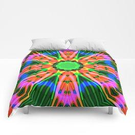 Fractal Flower Comforters