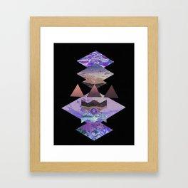 Smriti (Recollection) Framed Art Print