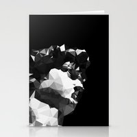 renaissance Stationery Cards featuring RENAISSANCE 2.0 by THE USUAL DESIGNERS
