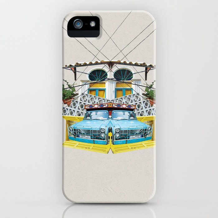 Fruit Car - Beirut iPhone Case