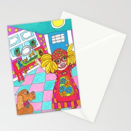 Happy Childhood Memories Stationery Cards