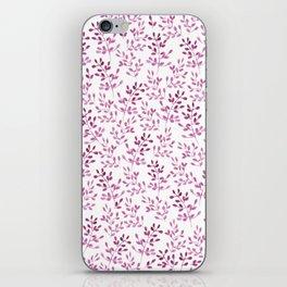 Ramitas Pink iPhone Skin