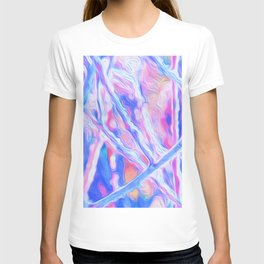 Lines, Colours, and Branches T-shirt