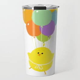 Balloons Travel Mug