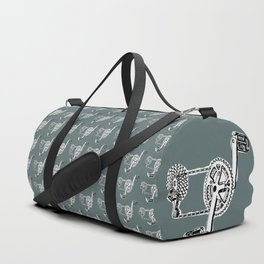 pedals Duffle Bag