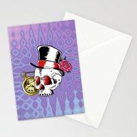 Dead Gentleman Stationery Cards