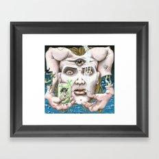 140113 Framed Art Print