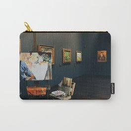 Painting in the Orsay Carry-All Pouch