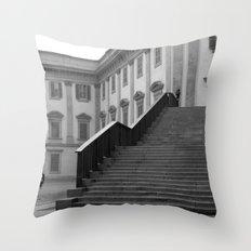 Piazzetta Reale Throw Pillow