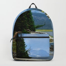 The Blue Cascade Lakes Backpack