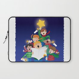 Children's Christmas Laptop Sleeve