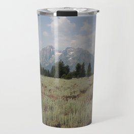 The Rockies are living, they never will die! Travel Mug