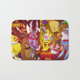 FNAF Summer (Olds version) Bath Mat