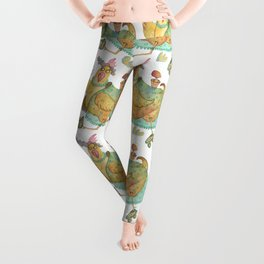 Connected Chicken Leggings
